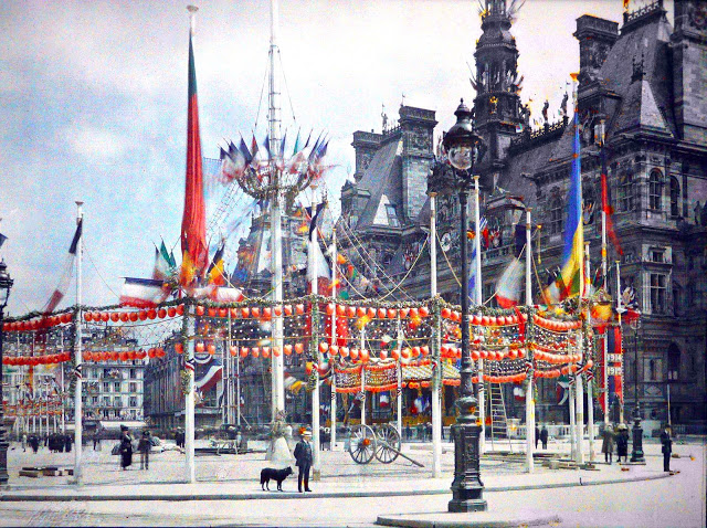 paris autochrome 06 Paris en photo Autochrome