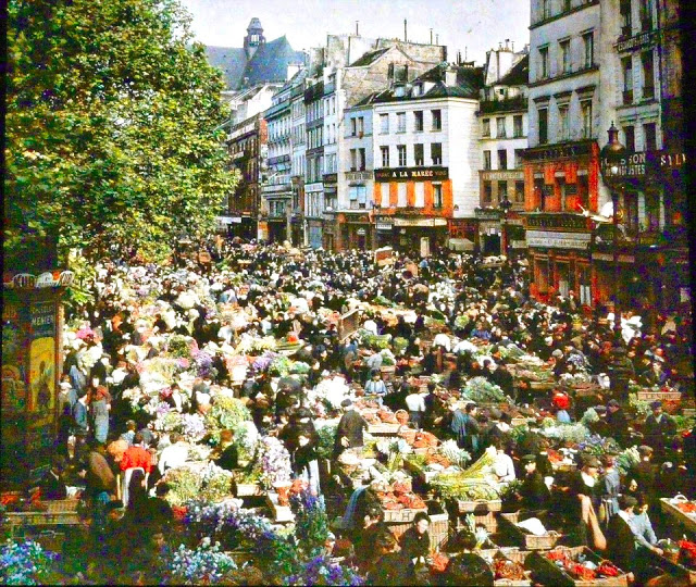 paris autochrome 07 Paris en photo Autochrome