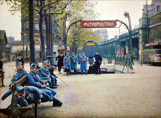 paris autochrome 10 Paris en photo Autochrome