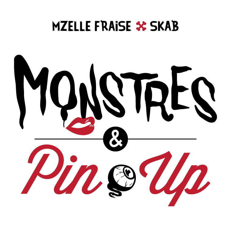 MP logo Les Plans dAvril : expo Monstres & Pin Up !