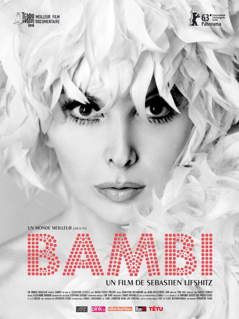 Bambi Serge Lifshitz affiche