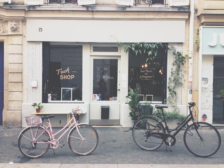 Tuck Shop Paris