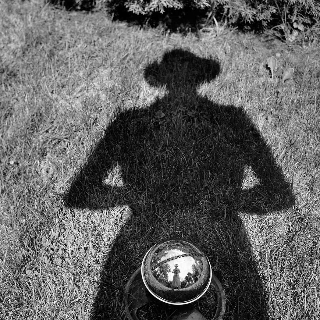 self portrait vivian maier