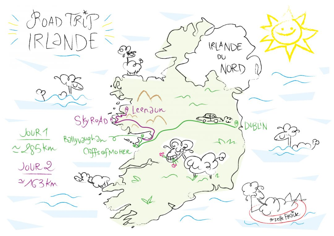 irlande-carte-road-trip
